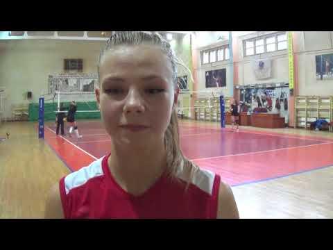 Sportbuk: Відкрите тренування ВК «Буковинка» (Юлія Куда)
