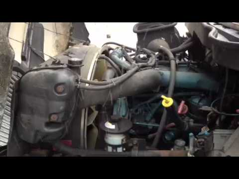 school bus parts diagram wiring for a pioneer car radio 2007 international 4300 no start - youtube
