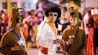 Как Испанцы отмечают праздники, видео фиесты в Испании(Фото с праздника http://espana-live.com/desfile-de-carrozas-disfraces.html Как Испанцы отмечают праздники, видео фиесты в Испании..., 2013-09-23T16:46:38.000Z)
