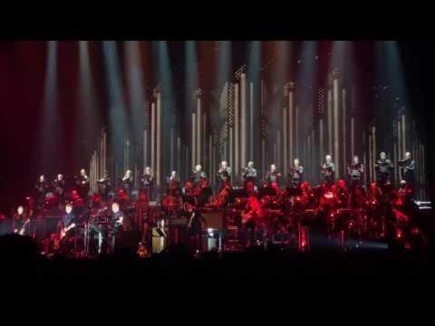 Hans Zimmer Live 2017 - Allstate Arena -Chicago,IL - Interstellar Medley