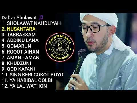 Az Zahir - Full Album Terbaru Az Zahir 2019 ||Sholawat Nahdliyah||Tabbassam||Nusantara|| Apr272019
