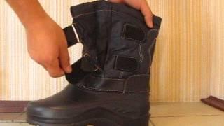 Сапоги мужские Крок М 14   С, обзор качества