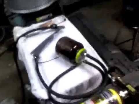cheap evap smoke machine