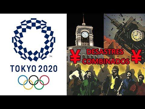 LA SIMBOLOGIA QUE OCULTA EL ¥EN SINIESTROS ACONTECIMIENTOS EN LOS JUEGOS OLÍMPICOS TOKYO 2020