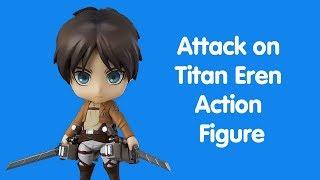 Attack on Titan Eren Action Figure