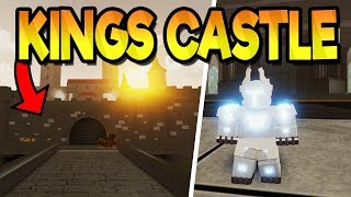 *NEW* King's CASTLE Update! 20+ new weapons, 9 new sets of armor, etc! ROBLOX: Dungeon Quest