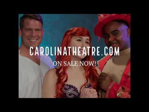 CTG's The Little Mermaid at Carolina Theatre
