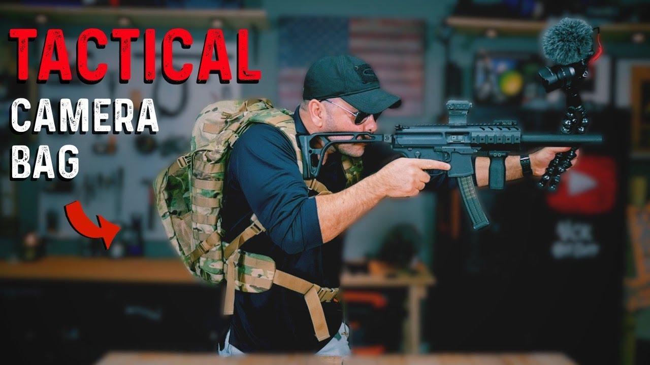 5.11 Tactical Series Rush 72 (Camera Bag Conversion)
