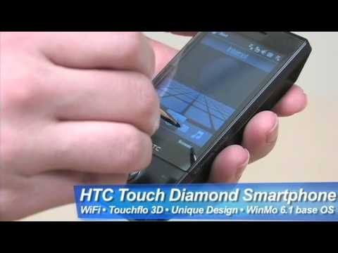 HTC Touch Diamond Smartphone