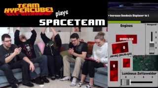 Let's Play Spaceteam! (w/ The Rev. En Fuego and Michelle) SHOTS EDITION!