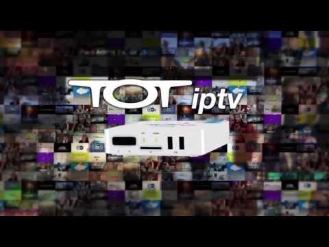 TOT iPTV ปฏิวัติการดูทีวีอินเทอร์เน็ต...รูปแบบใหม่