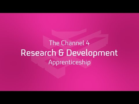 Channel 4 Advertising Research and Development Apprenticeship