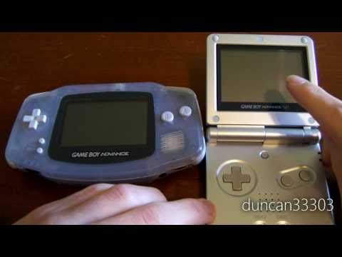 Game Boy Advance SP Review