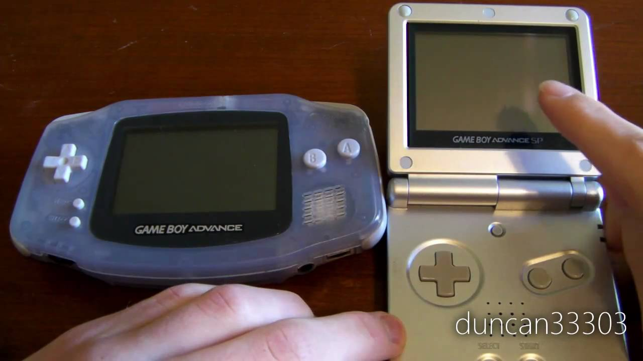 Game boy advance sp review youtube
