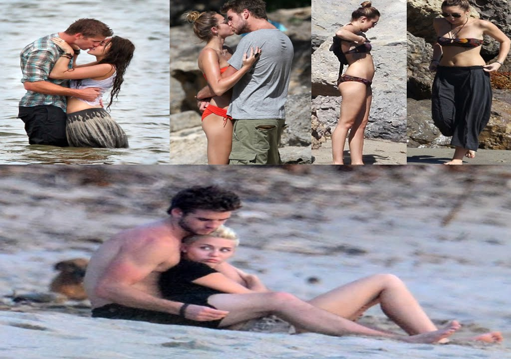 Miley Cyrus Boyfriend Liam Hemsworth In 2016 - YouTube