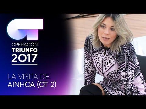 La visita de AINHOA CANTALAPIEDRA | OT 2017