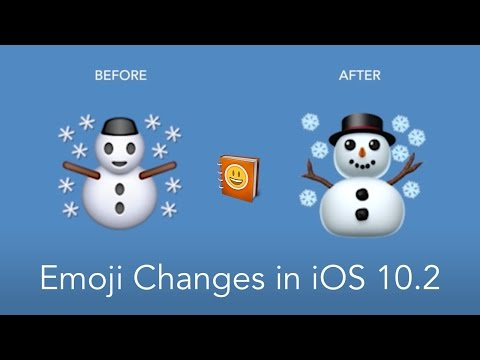 Apple changed how nearly every emoji looks! See what changed ?