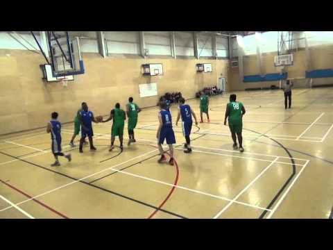 YBL West Brom Basketball Club v City of Birmingham (06/11/15)