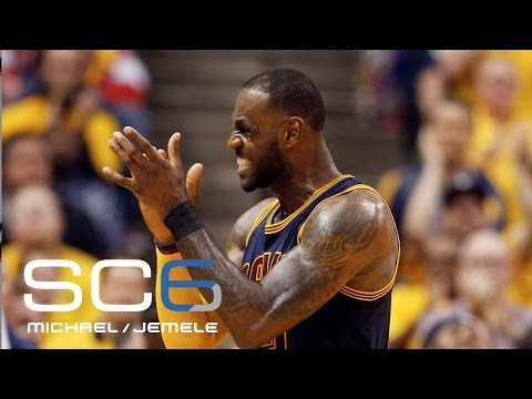 Is The Cavaliers' Comeback A Cause For Concern? | SC6 | April 21, 2017