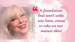 Cake Free Foundation for Mature Women [VIDEO] by a Mature Blogger
