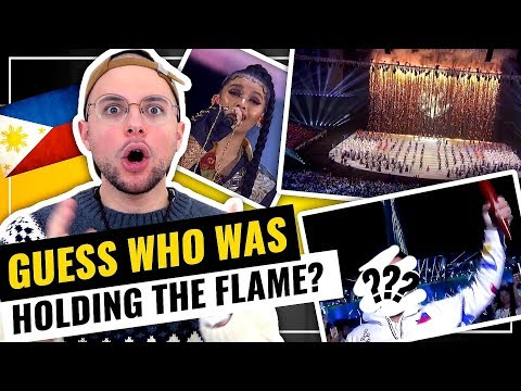 Sea Games 2019 Opening Ceremony Finale I Loved It!!! | Honest Reaction