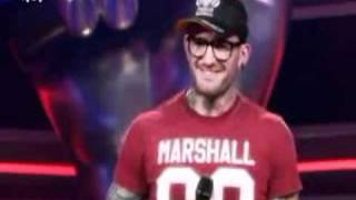 Ben Saunders - The Voice - Audition - English Subtitles