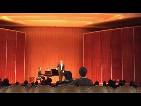 samuel hasselhorn with renate rohlfing :: kleinhans music hall :: 01.29.17