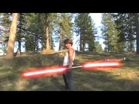 THE BATTLE OF MODERN JEDI: Lightsaber Duel