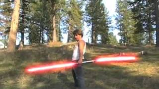 - THE BATTLE OF MODERN JEDI Lightsaber Duel