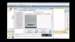 สอนการใช้งานโปรแกรม cisco packet tracer 5.3