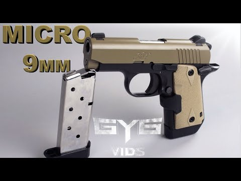 Kimber Micro 9 -[ Full Review & TORTURE Test ]