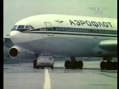 Ilyushin Il-86 & Il-96 story - The Russian widebody airliners