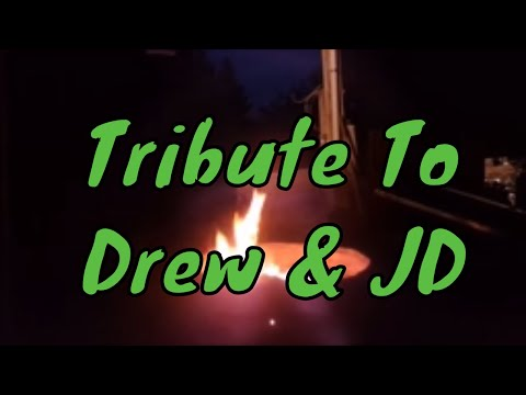 campfire tunes with the best of JD and DriveShaft Drew