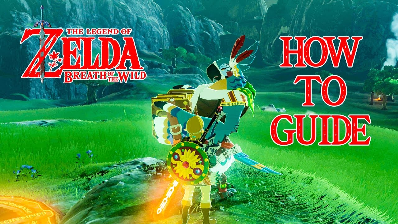 how to complete the crowned beast shrine quest  zelda