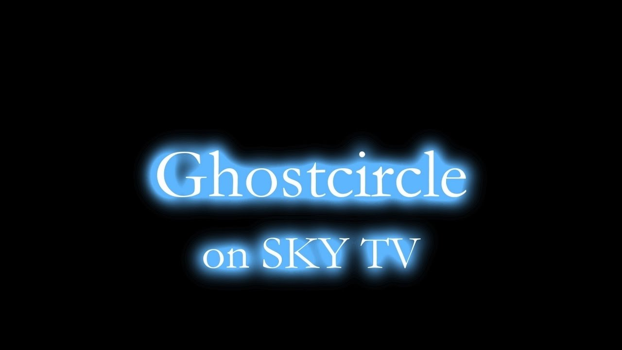 GhostCircle - Experiments In Physical Mediumship