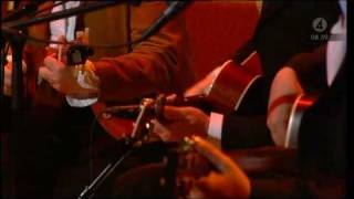 The Ukulele Orchestra Of Great Britain - Rock Around The Clock (Live Nyhetsmorgon 2010).avi
