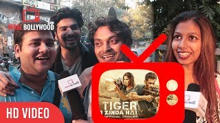 Public Reaction On Tiger Zinda Hai Trailer | Salman Khan