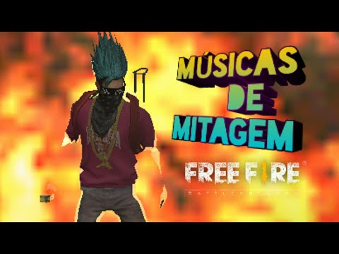 TOP 4 MÚSICAS DE MITAGENS PARA VÍDEOS DE FREE FIRE