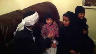 Subhanallah - Ihsaan Tahmeed For My Daughters