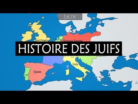 Israël / Palestine - L'Histoire du peuple juif - Partie 1