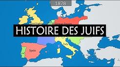 Histoire des juifs - Résumé depuis 750 av. J-C jusqu'aux conflit israélo-palestinien
