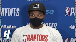 Kyle Lowry Postgame Interview - Game 4 | Raptors vs Celtics | September 5, 2020 NBA Playoffs