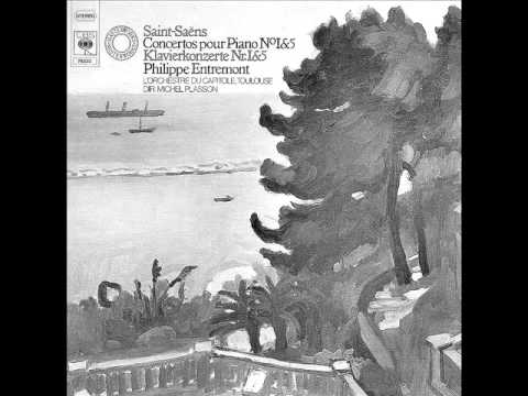 "PHILIPPE ENTREMONT plays SAINT-SAENS Piano Concerto No.5 ""Egyptian"" Op.103 (1976)"