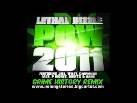 Lethal Bizzle  Pow 2011 DJ Raph GRIME History Remix