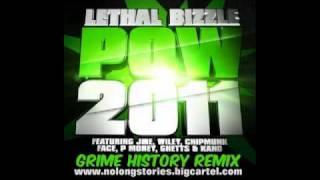 Lethal Bizzle - Pow 2011 DJ Raph GRIME History Remix