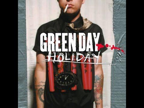 (LYRICS) Green Day - Holiday - NateWantsToBattle feat. MandoPony