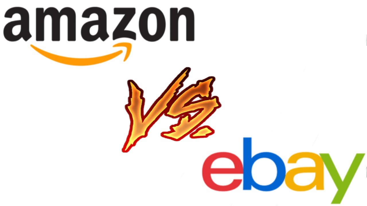 amazon vs ebay essay Amazon does not 'disadvantage' sellers, as ebay does, by moving them down in the results when shoppers perform a search ebay does this by considering the seller's feedback score and making them less visible to shoppers, rather than letting buyers make the choice themselves.