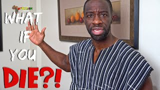 In An African Home: Dad, What If You Die?! (Clifford Owusu)