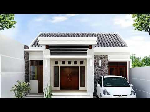 Bentuk Rumah Sederhana Ukuran 6 X 9 Berkonsep Minimalis Modern dan Terkini
