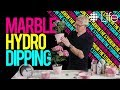How To: Marble Hydro Dipping | In The Studio with Steven Sabados | CBC Life